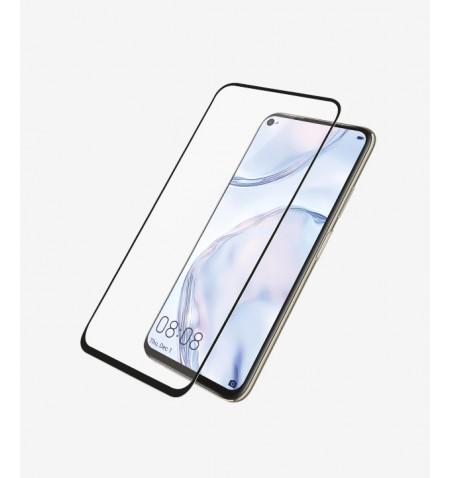 PanzerGlass 5367 Screen protector, Huawei, P40 lite/P40 lite E/Nova 7i, Tempered glass, Black