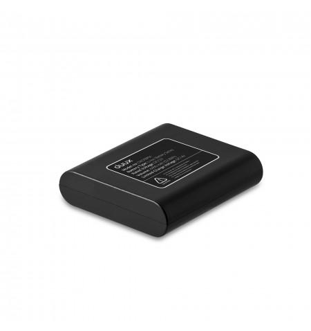 Duux Dock & Battery Pack for Whisper Flex Black