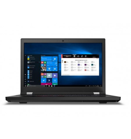 """Lenovo ThinkPad P15 (Gen 1) Black, 15.6 """", IPS, Ultra HD, 3840 x 2160, Matt, Intel Core i7, i7-10875H, 32 GB, SSD 1000 GB, NVIDI"""