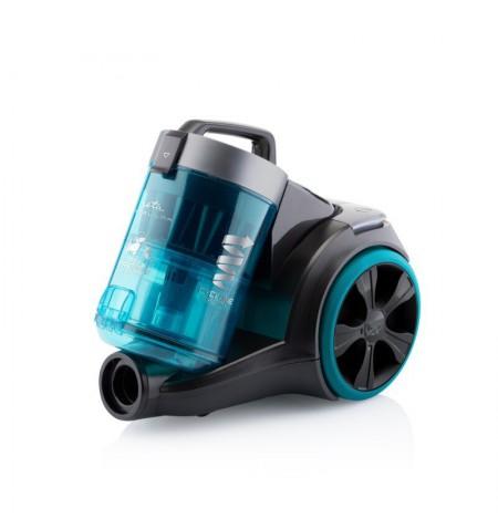 ETA Vacuum cleaner Stellar ETA122190000 Bagless, Dry cleaning, Power 700 W, Dust capacity 1.5 L, 79 dB, Blue
