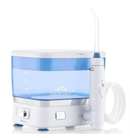 ETA Oral Irrigator AquaCare Plus ETA170890000 For adults, 500 ml, Number of heads 3, White