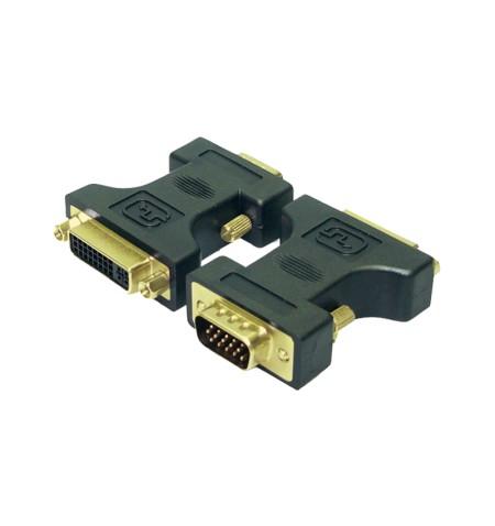 LogiLink DVI Adapter DVI-I female - VGA DSUB male Logilink