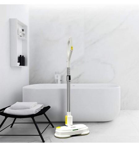 Mamibot Mop Mopa680 Cordless operating, Washing function, Operating time (max) 45 min, Lithium Ion, 14.8 V, White