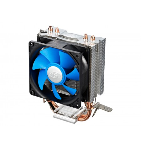 "Deepcool ""Ice Edge Mini FS"" universal cooler, 2 heatpipes, Intel Socket LGA1156 /1155/ 775 and AMD Socket FM1/AM3+/AM3/AM2+/AM2/"