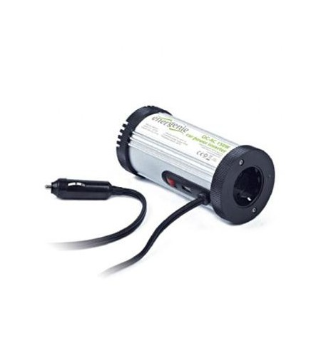 EnerGenie EG-PWC-031 12 V Car power inverter, 150 W 470 oz