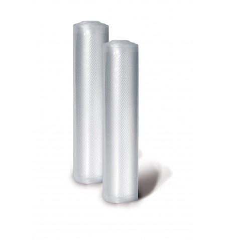 Caso Foil rolls 01222 2 units, Ribbed