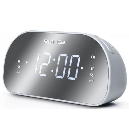 Muse Clock radio M-170CMR Alarm function