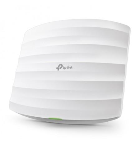 TP-LINK Access Point EAP225 802.11ac, 2.4GHz/5GHz, 450+867 Mbit/s, 10/100/1000 Mbit/s, Ethernet LAN (RJ-45) ports 1, MU-MiMO Yes
