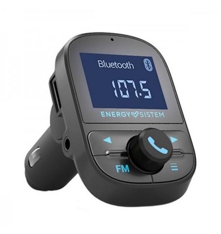 Energy Sistem Car Transmitter FM PRO Bluetooth, FM, USB connectivity