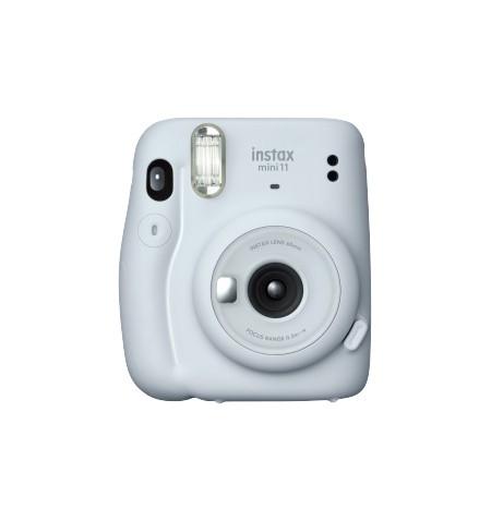 Fujifilm Instax Mini 11 Camera Focus 0.3 m - , Ice White