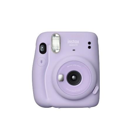 Fujifilm Instax Mini 11 Camera Focus 0.3 m - , Lilac Purple