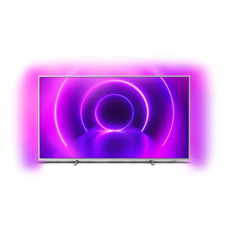 """Philips 70PUS8505/12 70"""" (178 cm), Smart TV, Android, 4K UHD, 3840 x 2160, Wi-Fi, DVB-T/T2/T2-HD/C/S/S2, Silver"""