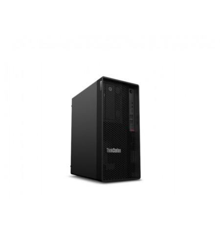 Lenovo ThinkStation P340 Workstation, Tower, Intel Core i7, i7-10700K, Internal memory 16 GB, UDIMM DDR4, SSD 512 GB, Intel UHD,
