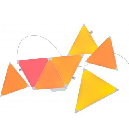 Nanoleaf Shapes Triangles Starter Kit (4 panels) 1 x 0.54 W, 16M+ colors, 2.4GHz WiFi b/g/n