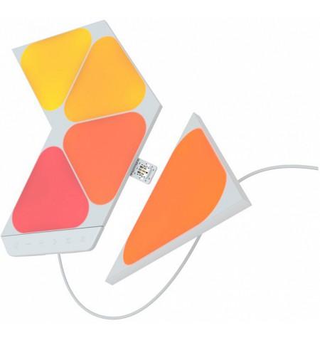 Nanoleaf Shapes Triangles Mini Starter Kit (5 panels) 1 x 0.54 W, 16M+ colors, 2.4GHz WiFi b/g/n