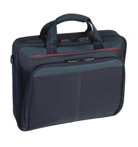 "Targus Classic Fits up to size 16 "", Black, Messenger - Briefcase, Shoulder strap"