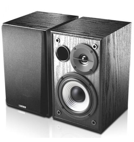 Edifier R980T Speaker type 2.0, 3.5mm, Black, 24 W
