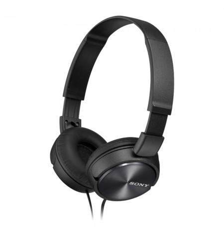 Sony ZX series MDR-ZX310AP Headband/On-Ear, Microphone, Black