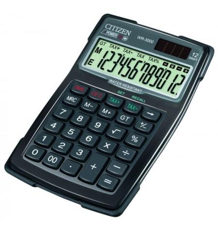 Citizen Calculator WR 3000