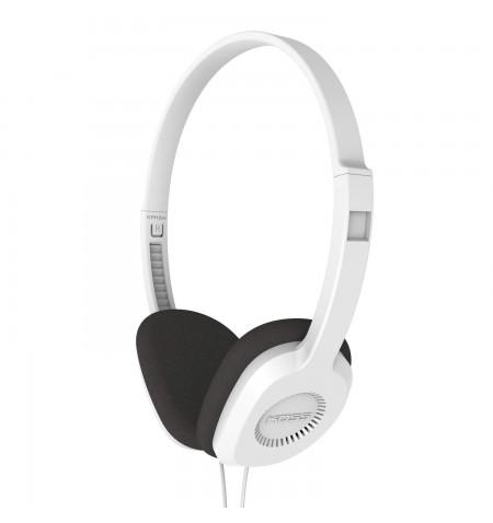 Koss Headphones KPH8w Headband/On-Ear, 3.5mm (1/8 inch), White,