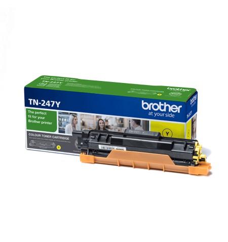 Brother TN-247Y Toner cartridge, Yellow