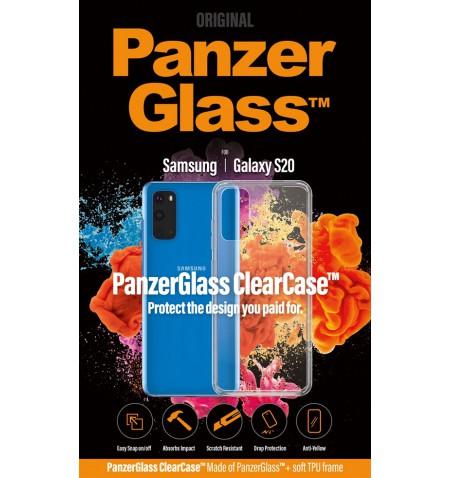 PanzerGlass ClearCase Samsung Galaxy S20