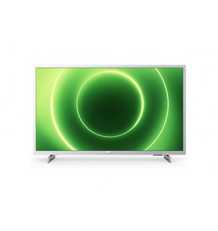 """Philips 43PFS6855/12 43"""" (108 cm), Smart TV, Saphi, Full HD LED, 1920 x 1080, Wi-Fi, DVB-T / T2 / T2-HD / C / S / S2, Dark Silve"""
