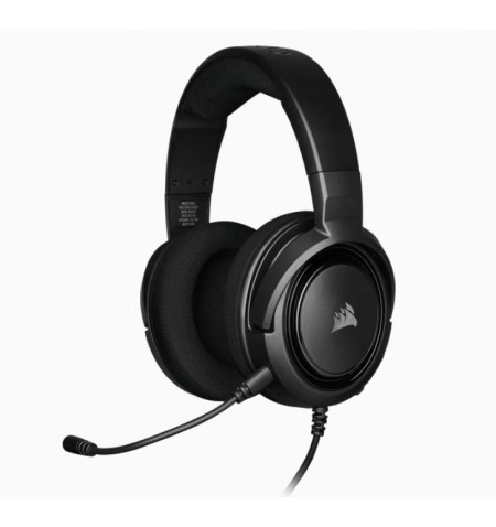 Corsair Stereo Gaming Headset HS35 Built-in microphone, Carbon, Over-Ear
