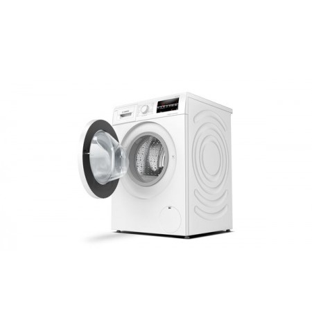 Bosch Washing mashine WAU28SL8SN Front loading, Washing capacity 8 kg, 1400 RPM, A+++, Depth 59 cm, Width 60 cm, White, LED, Dis