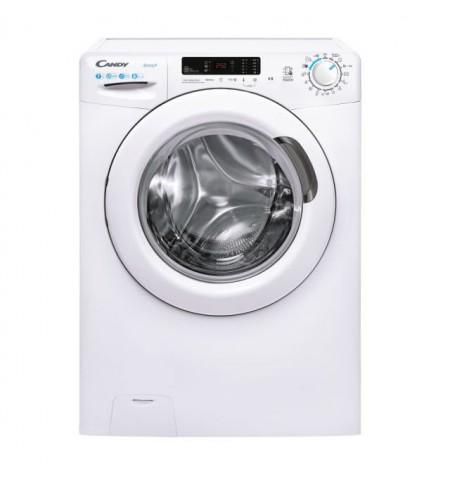 Candy Washing mashine CS 1072DE/1-S A+++, Front loading, Washing capacity 7 kg, 1000 RPM, Depth 49 cm, Width 60 cm, 2D, NFC, Whi