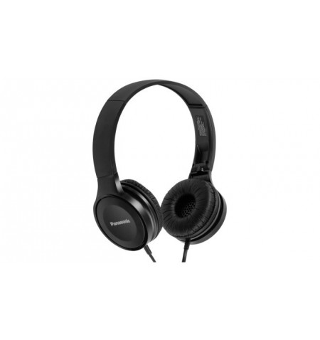 Panasonic RP-HF100ME Headband/On-Ear, Microphone, Black