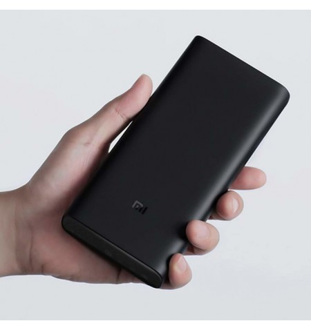 Xiaomi Mi Power Bank 3 Pro VXN4254GL 20000 mAh, Black
