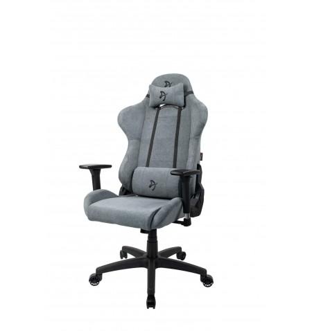 Arozzi Gaming chair, Torretta Soft Fabric, Ash