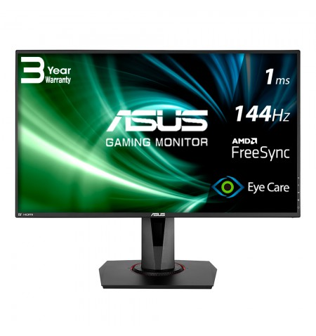 "Asus Gaming LCD VG279Q 27 "", IPS, FHD, 1920 x 1080 pixels, 16:9, 3 ms, 400 cd/m , Black, 144Hz, Adaptive-Sync"