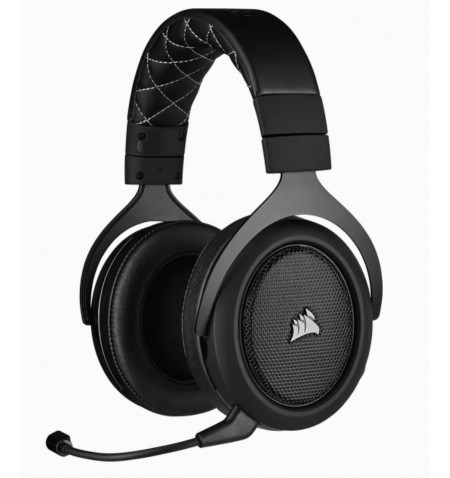 Corsair Gaming Headset HS70 PRO WIRELESS Built-in microphone, Carbon, Over-Ear