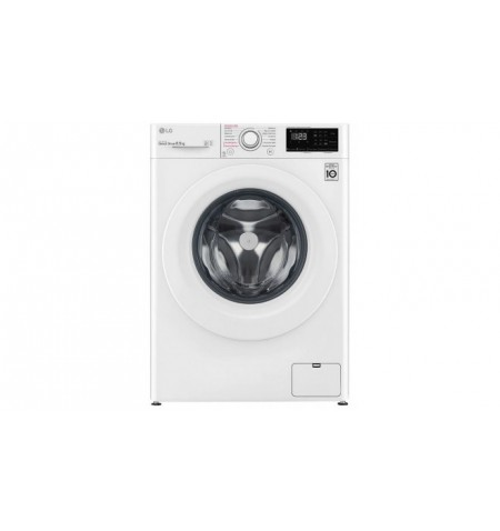 LG Washing machine F2WN2S6S3E A+++ -20%, Front loading, Washing capacity 6.5 kg, 1200 RPM, Depth 46 cm, Width 60 cm, Display, LE