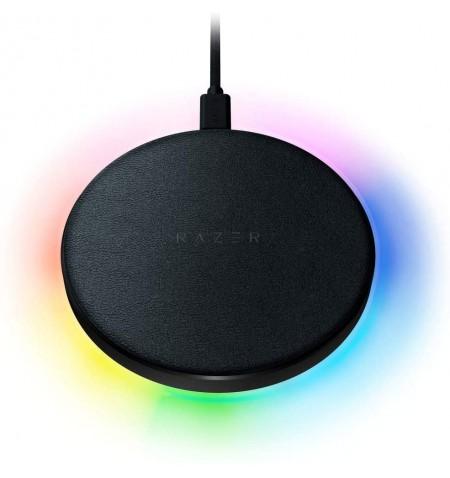Razer Charging Pad, Chroma, Black