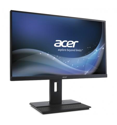 Acer B6 B276HKBymjdpprzx 27 IPS/3840x2160/16:9/5ms/300/100M:1/HDMI,DisplayPort,USB Hub/Darkgrey