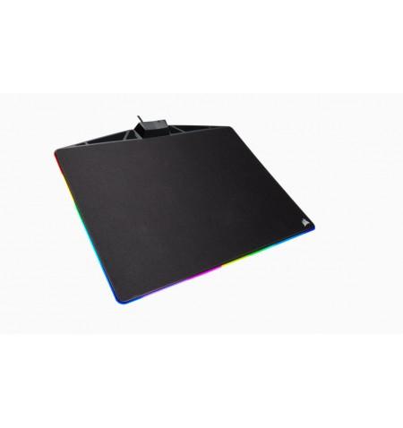 Corsair MM800 RGB POLARIS Gaming mouse pad, 350 x 260 x 5 mm, Black