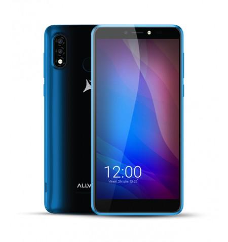 "Allview A20 Lite Blue, 5.7 "", Multitouch capacitive touchscreen, 2.5D, 480 x 960, Cortex-A7 Quad-core, Internal RAM 1 GB, 16 GB,"