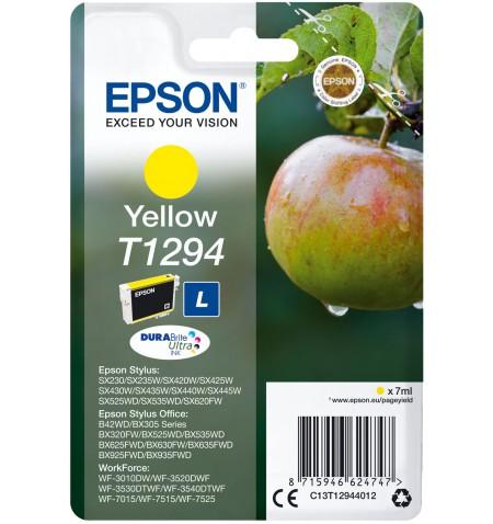 Epson T1294 Ink Cartridge, Yellow