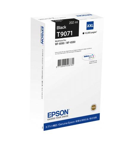 Epson DURABrite Pro T9071 XXL Ink Cartridge, Black
