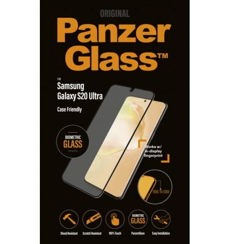 PanzerGlass Samsung Galaxy S20 Ultra CF Black Biometric