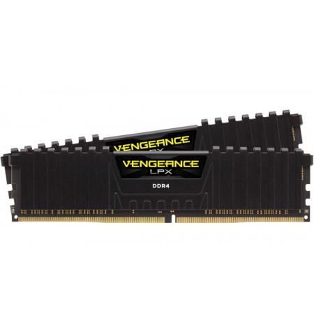 Corsair C18 Memory Kit VENGEANCE LPX 16 GB, DDR4, 3600 MHz, PC/server, Registered No, ECC No