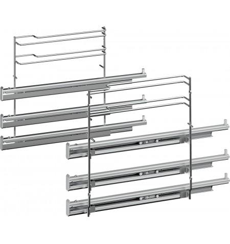 Bosch 3 level telescopic rails, full extension HEZ638300