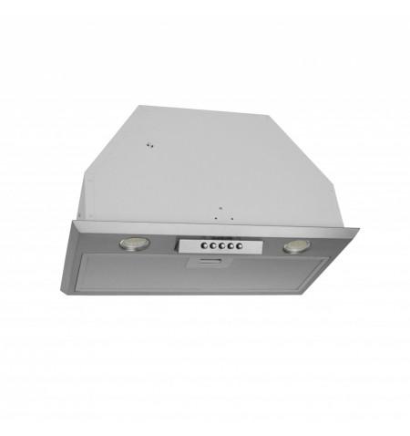 Eleyus Hood MOD L 15 200 52 IS Energy efficiency class B, Canopy, Width 52 cm, 780 m /h, Mechanical control, Stainless steel