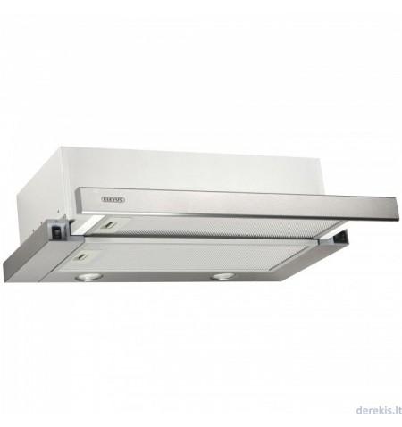 Eleyus Hood TLS L 14 150 50 IS (Storm 700 50 IS LED) Energy efficiency class E, Telescopic, Width 50 cm, 350 m /h, Mechanical co