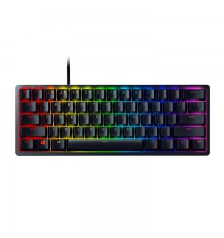 Razer Huntsman Mini Optical Gaming Keyboard, US layout, Wired, Black