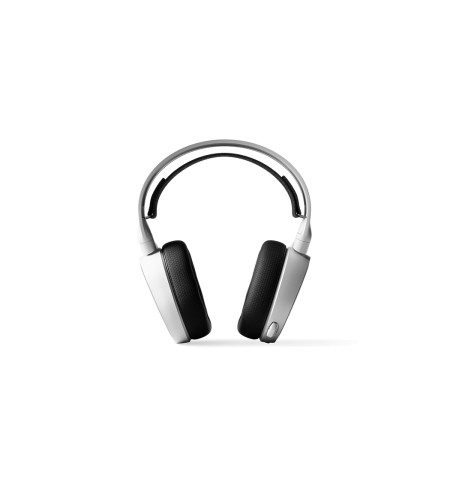 SteelSeries Gaming headset, Arctis 3 (2019 Edition), White, Built-in microphone