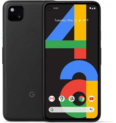 "google Pixel 4a Just Black, 5.81 "", OLED, 1080 x 2340 pixels, Qualcomm Snapdragon 730G, Internal RAM 6 GB, 128 GB, Single SIM, N"